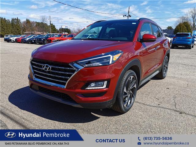 2020 Hyundai Tucson Ultimate (Stk: 20255) in Pembroke - Image 1 of 30