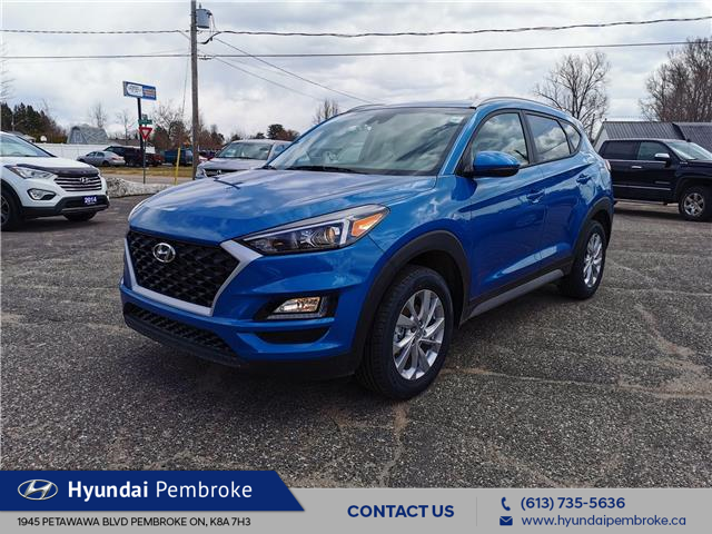 2020 Hyundai Tucson Preferred (Stk: 20268) in Pembroke - Image 1 of 21