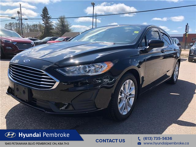 2019 Ford Fusion SE (Stk: 20288A) in Pembroke - Image 1 of 29