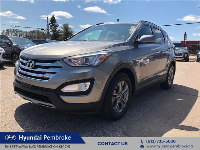 2014 Hyundai Santa Fe Sport 2.4 Premium (Stk: 20301A) in Pembroke - Image 1 of 27
