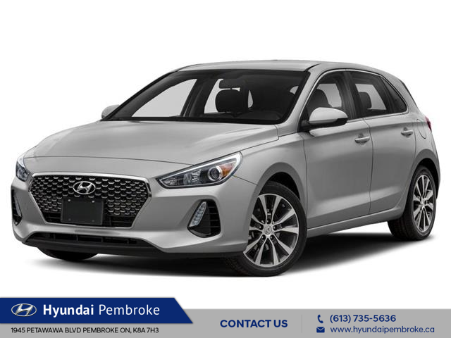 2020 Hyundai Elantra GT Preferred (Stk: 20326) in Pembroke - Image 1 of 9