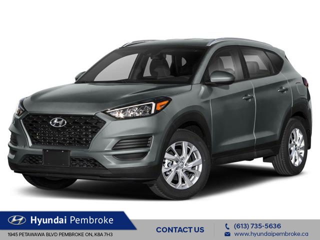 2020 Hyundai Tucson Preferred w/Sun & Leather Package (Stk: 20343) in Pembroke - Image 1 of 9