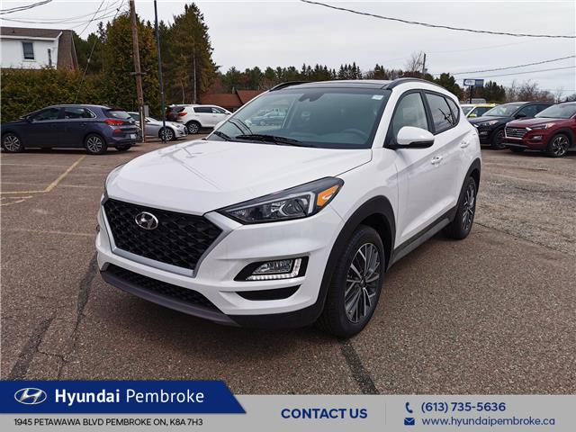 2020 Hyundai Tucson Preferred w/Trend Package (Stk: 20258) in Pembroke - Image 1 of 27