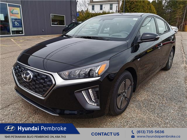 2020 Hyundai Ioniq Hybrid Ultimate (Stk: 20249) in Pembroke - Image 1 of 27
