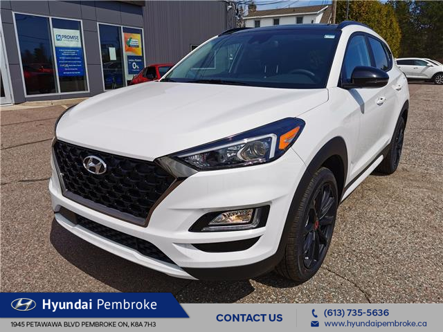 2020 Hyundai Tucson Urban Special Edition (Stk: 20197) in Pembroke - Image 1 of 26