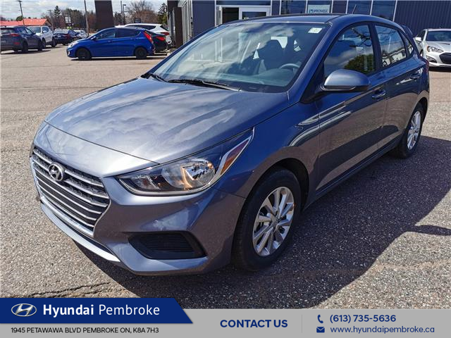 2020 Hyundai Accent Preferred (Stk: 20281) in Pembroke - Image 1 of 23