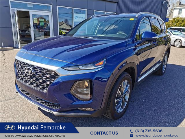 2020 Hyundai Santa Fe Preferred 2.4 (Stk: 20095) in Pembroke - Image 1 of 26