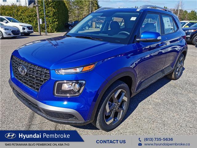 2020 Hyundai Venue Trend (Stk: 20283) in Pembroke - Image 1 of 26