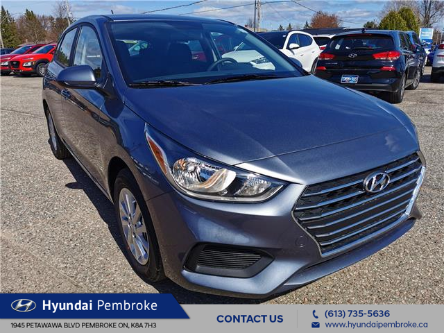 2020 Hyundai Accent Preferred (Stk: 20278) in Pembroke - Image 1 of 21