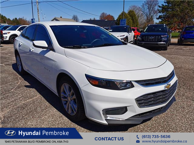 2016 Chevrolet Malibu 1LT (Stk: 20232A) in Pembroke - Image 1 of 29