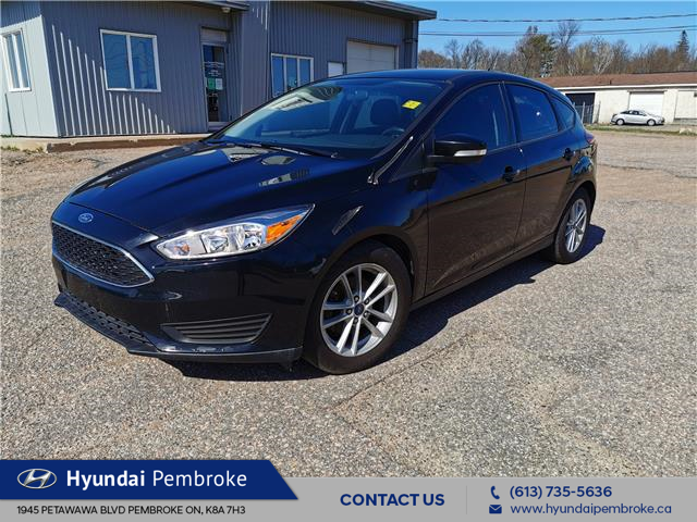 2017 Ford Focus SE (Stk: 20153A) in Pembroke - Image 1 of 26