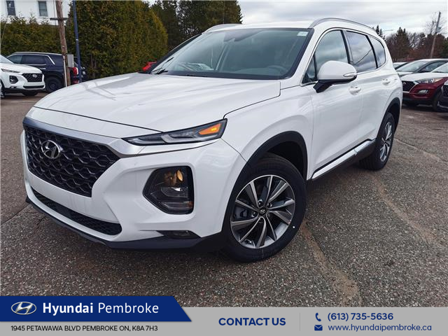 2020 Hyundai Santa Fe Preferred 2.4 (Stk: 20105) in Pembroke - Image 1 of 30