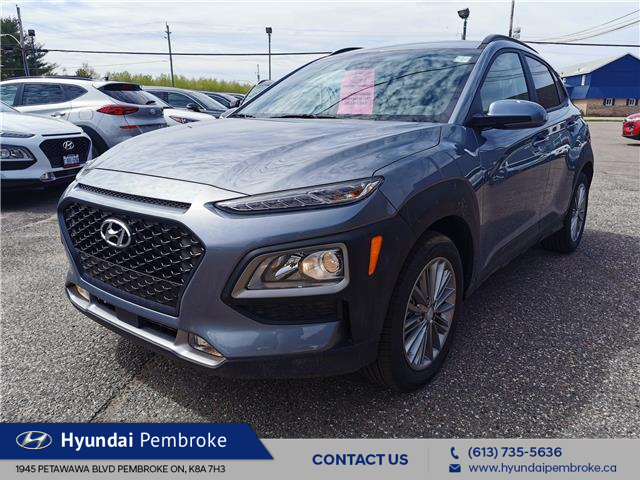 2020 Hyundai Kona 2.0L Luxury (Stk: 20275) in Pembroke - Image 1 of 28