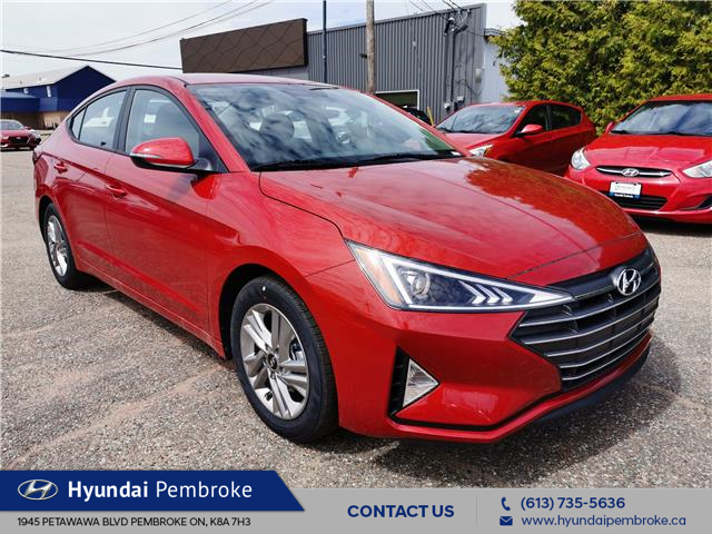 2020 Hyundai Elantra Preferred (Stk: 20330) in Pembroke - Image 1 of 24