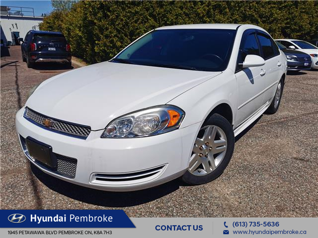 2013 Chevrolet Impala LT (Stk: 20040A) in Pembroke - Image 1 of 25