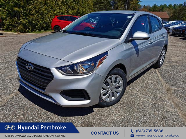 2020 Hyundai Accent Essential w/Comfort Package (Stk: 20279) in Pembroke - Image 1 of 26