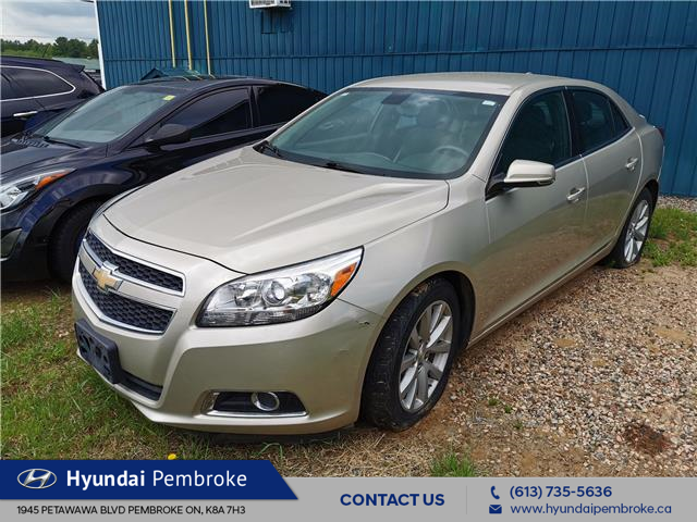 2013 Chevrolet Malibu 2LT (Stk: 20233A) in Pembroke - Image 1 of 1