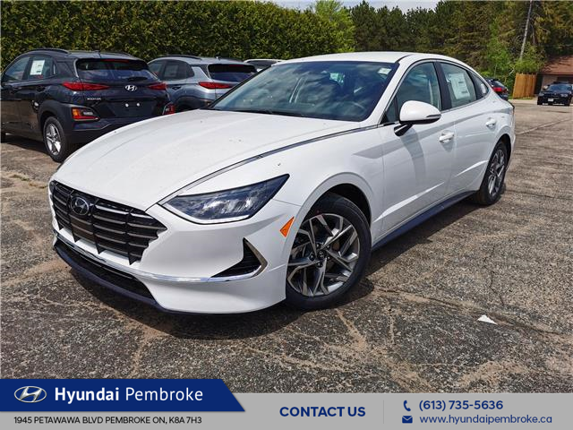 2020 Hyundai Sonata Preferred (Stk: 20303) in Pembroke - Image 1 of 24