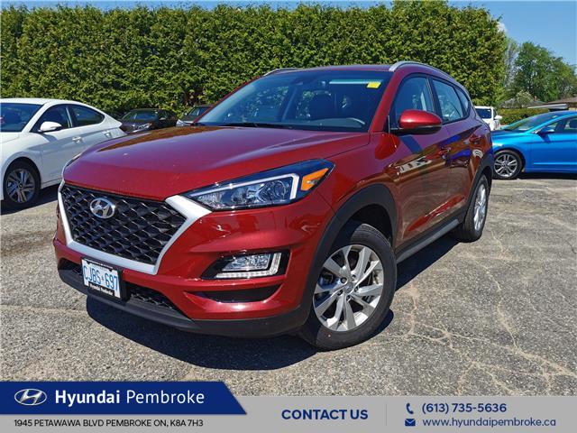 2019 Hyundai Tucson Preferred KM8J3CA43KU025691 P387 in Pembroke