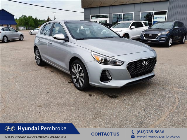 2020 Hyundai Elantra GT Luxury (Stk: 20242) in Pembroke - Image 1 of 26