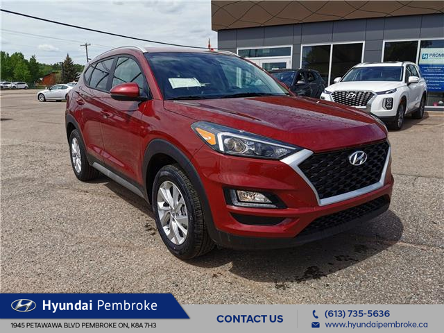 2020 Hyundai Tucson Preferred (Stk: 20304) in Pembroke - Image 1 of 26