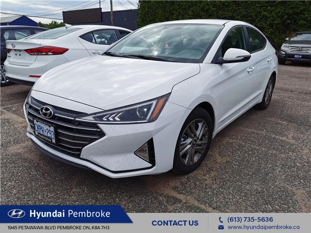2018 Hyundai Elantra GL SE (Stk: 20358A) in Pembroke - Image 1 of 2