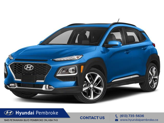 2020 Hyundai Kona 2.0L Luxury (Stk: 20365) in Pembroke - Image 1 of 9