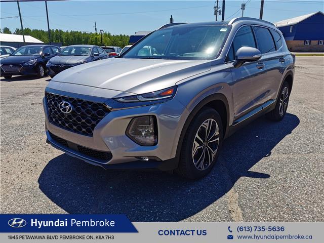 2020 Hyundai Santa Fe Ultimate 2.0 (Stk: 20349) in Pembroke - Image 1 of 29