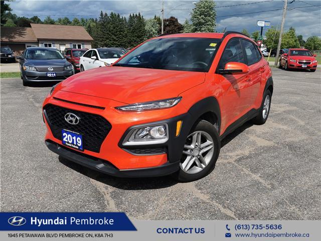 2019 Hyundai Kona 2.0L Essential (Stk: 20291A) in Pembroke - Image 1 of 25