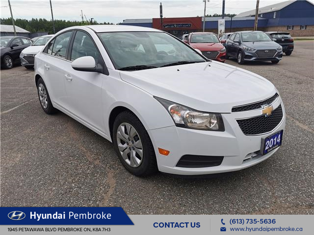 2014 Chevrolet Cruze 1LT (Stk: 20431A) in Pembroke - Image 1 of 25