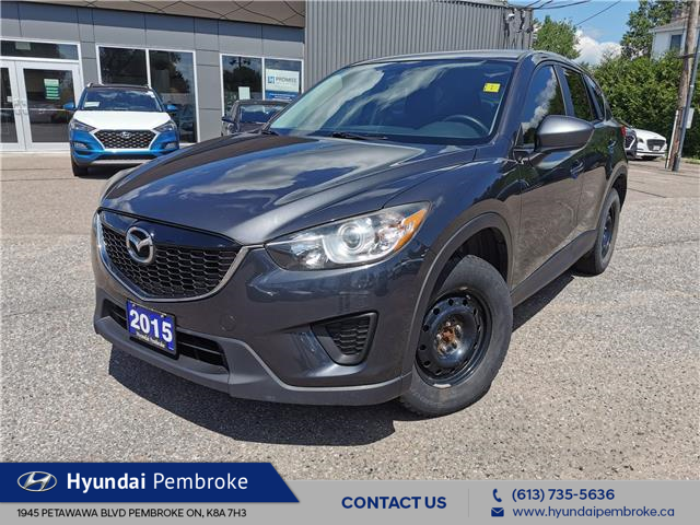 2015 Mazda CX-5 GX JM3KE2BE3F0432208 19460A in Pembroke