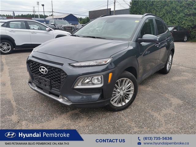 2019 Hyundai Kona 2.0L Luxury (Stk: P401) in Pembroke - Image 1 of 30