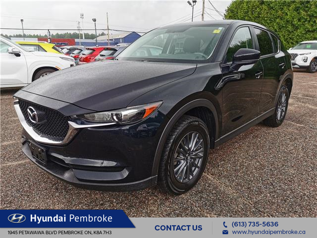 2017 Mazda CX-5 GX (Stk: 20354A) in Pembroke - Image 1 of 25