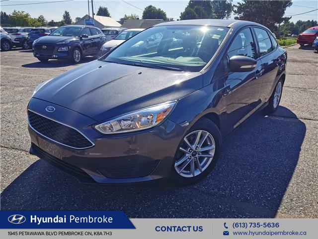 2016 Ford Focus SE (Stk: 20441A) in Pembroke - Image 1 of 25