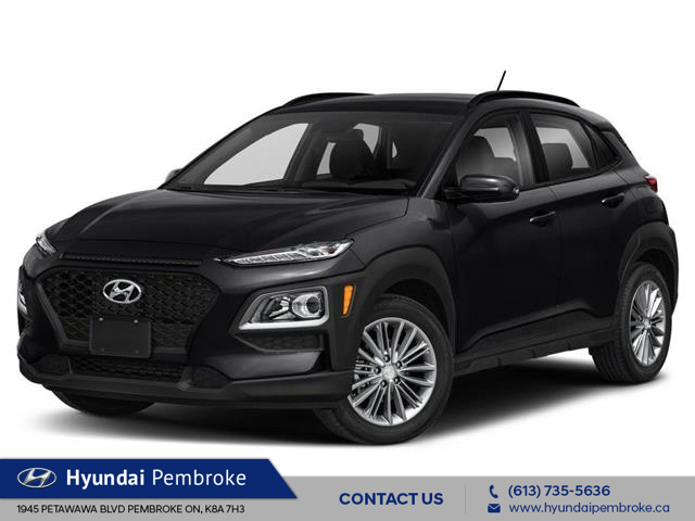 2021 Hyundai Kona 2.0L Preferred (Stk: 21003) in Pembroke - Image 1 of 9