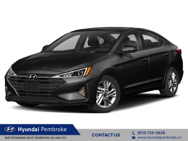 2020 Hyundai Elantra Preferred (Stk: 20589) in Pembroke - Image 1 of 9