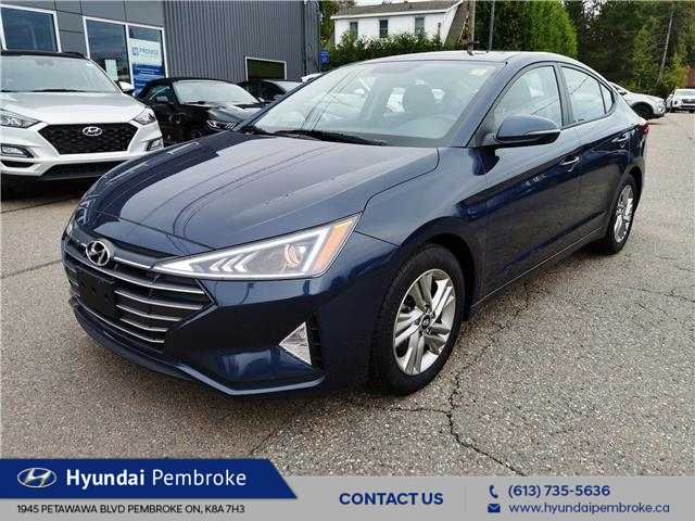 2020 Hyundai Elantra Preferred (Stk: P263) in Pembroke - Image 1 of 25