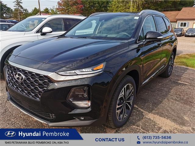 2020 Hyundai Santa Fe Ultimate 2.0 (Stk: 20548) in Pembroke - Image 1 of 29