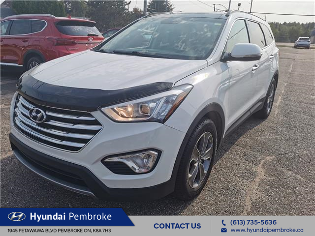 2015 Hyundai Santa Fe XL Limited (Stk: 20555A) in Pembroke - Image 1 of 30