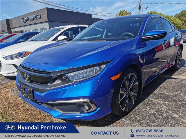 2019 Honda Civic Touring (Stk: 20538A) in Pembroke - Image 1 of 1