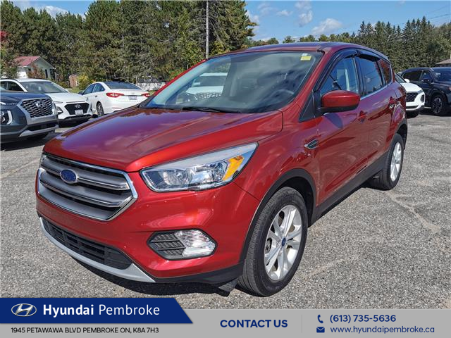 2017 Ford Escape SE (Stk: 20573A) in Pembroke - Image 1 of 26