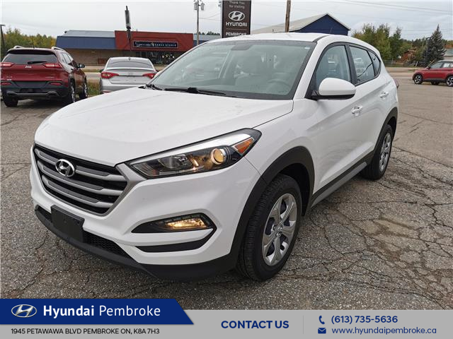 2017 Hyundai Tucson Base (Stk: 20570A) in Pembroke - Image 1 of 24