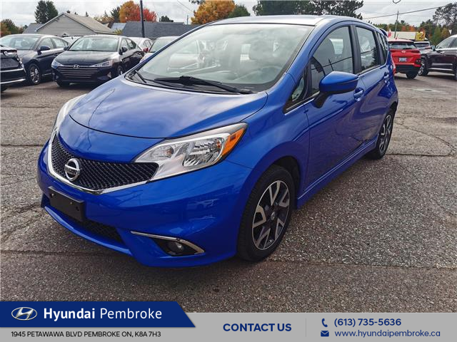 2015 Nissan Versa Note 1.6 SR (Stk: 20445B) in Pembroke - Image 1 of 24