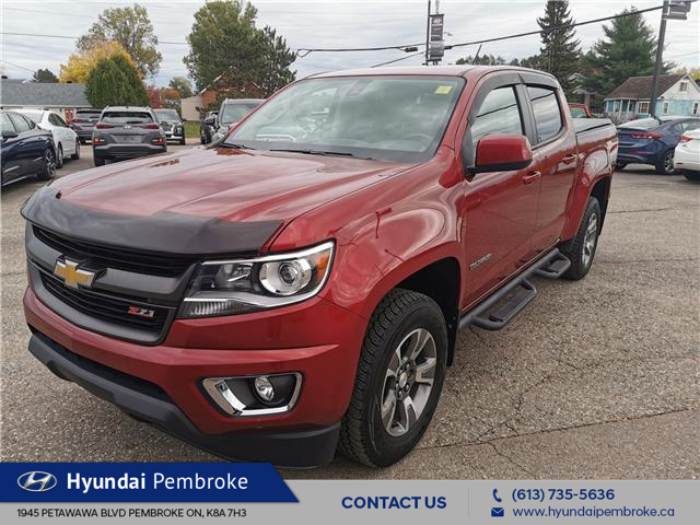 2018 Chevrolet Colorado Z71 (Stk: 20541A) in Pembroke - Image 1 of 26