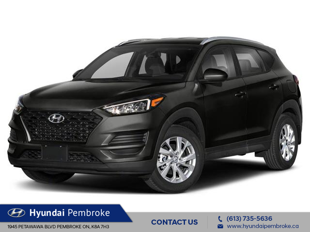 2021 Hyundai Tucson ESSENTIAL (Stk: 21075) in Pembroke - Image 1 of 9