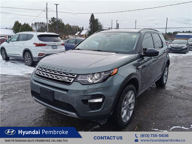 2016 Land Rover Discovery Sport HSE (Stk: 21061A) in Pembroke - Image 1 of 24