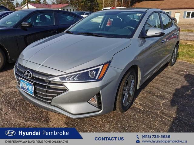 2020 Hyundai Elantra Preferred (Stk: 20423) in Pembroke - Image 1 of 9