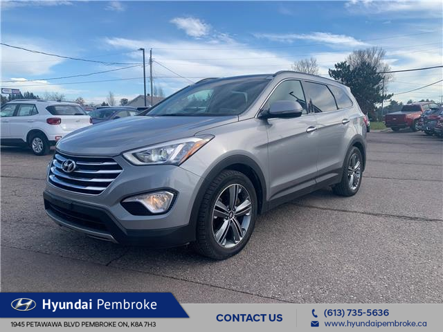 2015 Hyundai Santa Fe XL Limited (Stk: 20320A) in Pembroke - Image 1 of 28