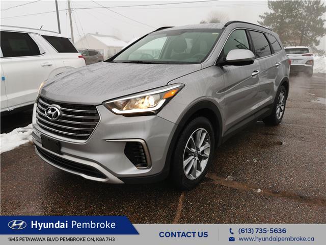 2017 Hyundai Santa Fe XL Base (Stk: 20399B) in Pembroke - Image 1 of 26