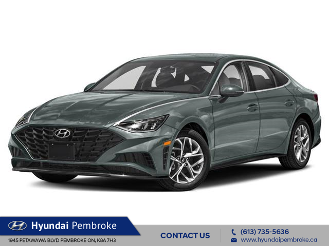 2021 Hyundai Sonata Sport (Stk: 21117) in Pembroke - Image 1 of 9